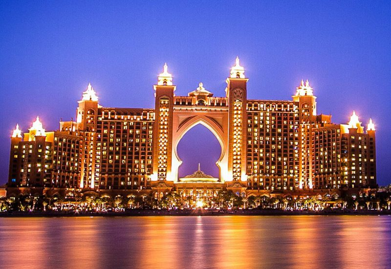 Team building pink sky travel for Luxury travel in dubai