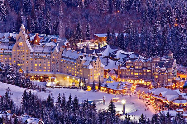WELCOME TO WHISTLER