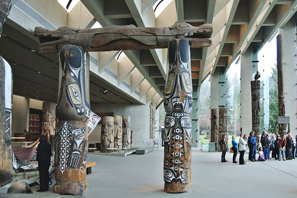 PRIVATIZE  VANCOUVER ANTHROPOLOGY MUSEUM