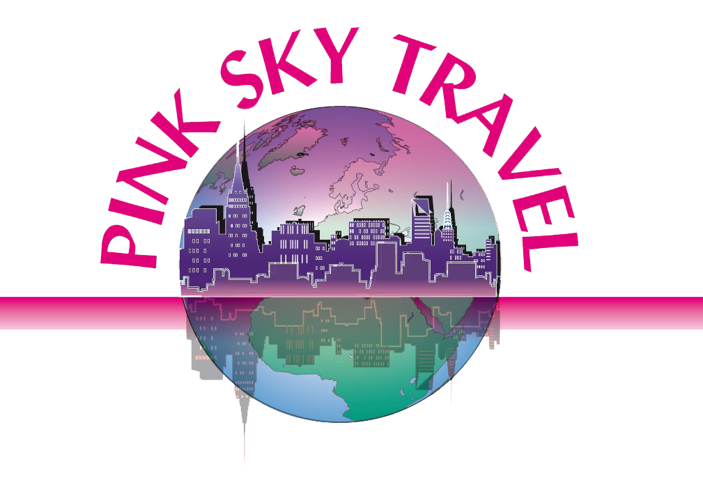 Pink Sky Travel