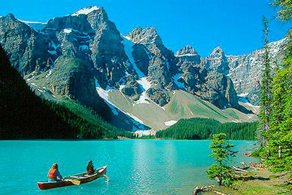 ENJOY GREAT CANOE ADVENTURE AND SCENERY