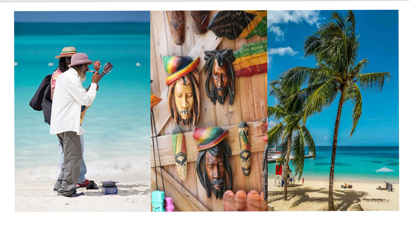 COME AND DISCOVER ALL COLORS OF JAMAICA …