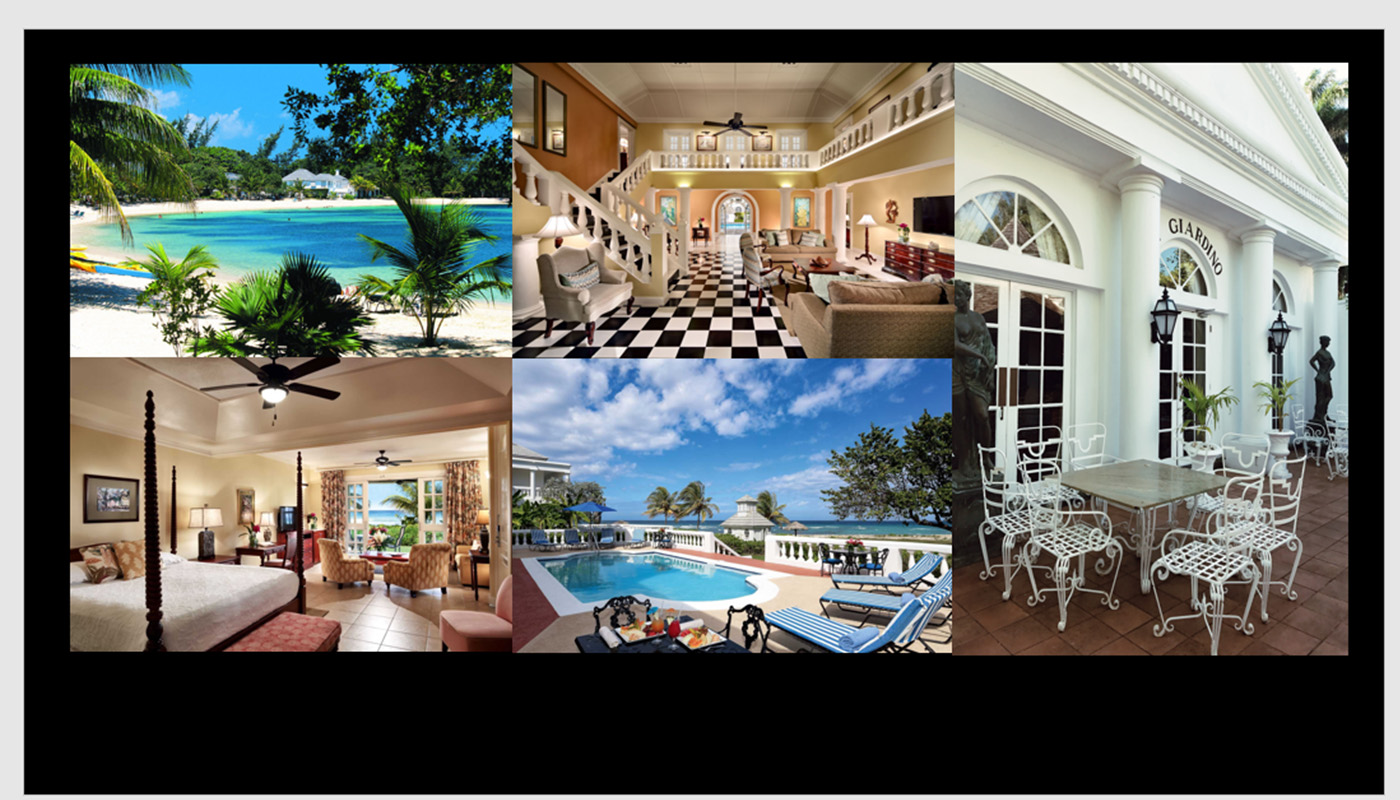 DISCOVER YOUR AMAZING JAMAICAN HOTEL…