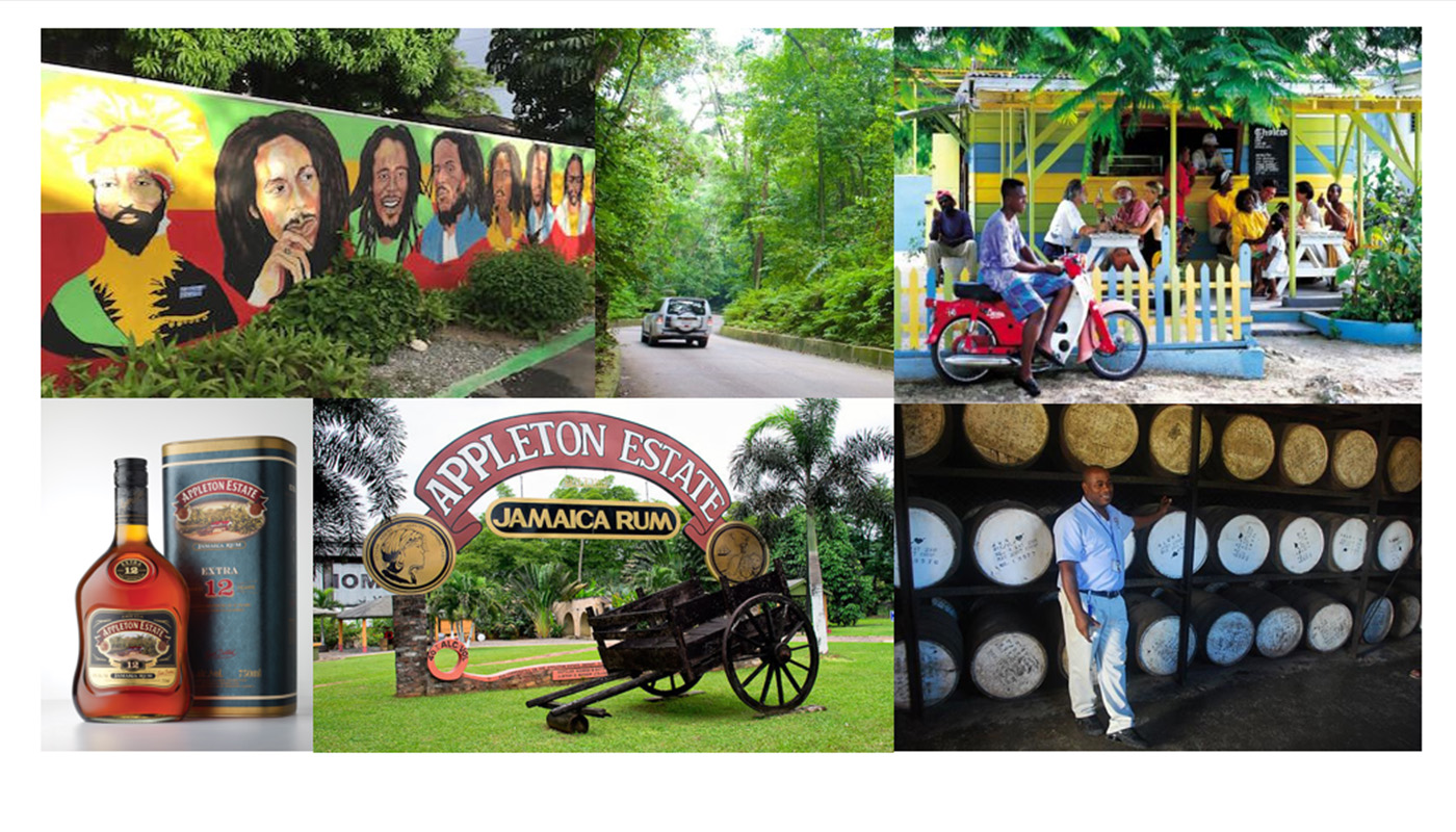 DRIVE JAMAICAN ROADS WITH YOUR 4X4 AND VISIT RUM PLANTATION
