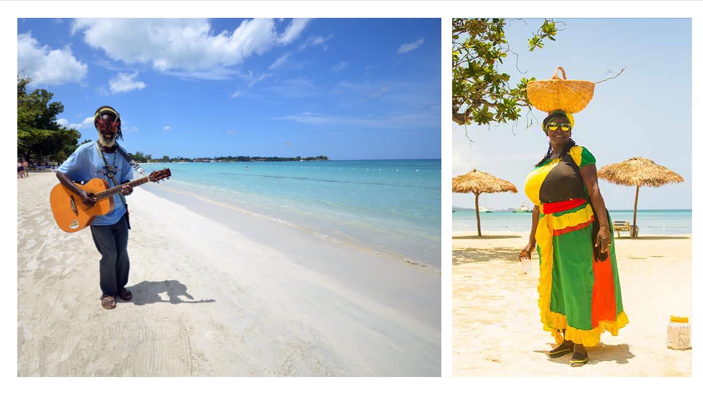 WELCOME TO JAMAICA GREAT CARIBBEAN ISLAND !