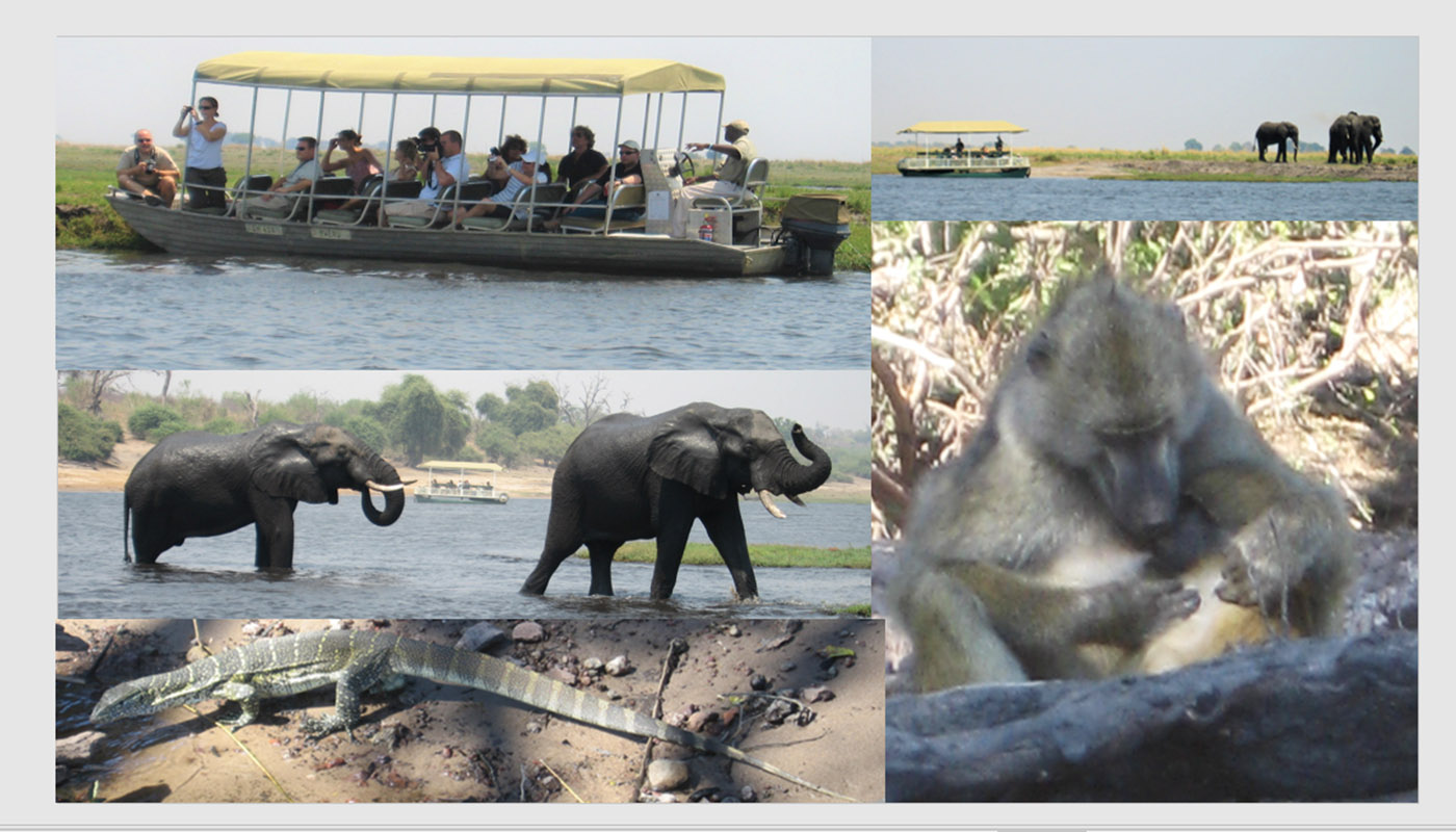 HEAD TO BOTSWANA AND BOARD YOUR RIVER BOAT