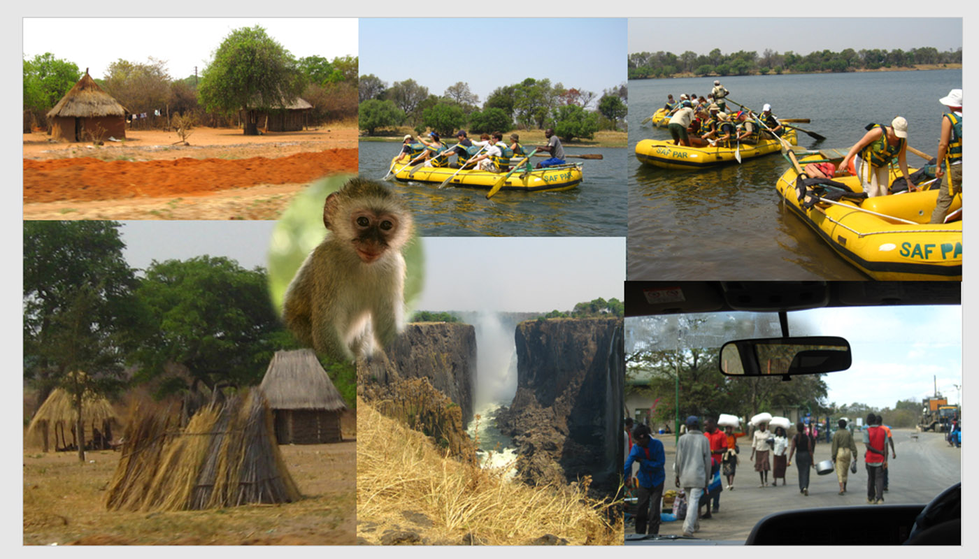 ZAMBIA RIVER CANOEING